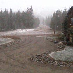 Snow Flies in Breckenridge, Early Season Sales Coming in September