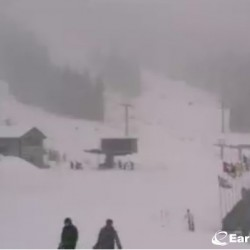 First Snow of 2012-2013 Ski Season Forecasted