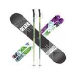 Storing Skis and Snowboards for Summer