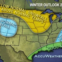 New 2012 Winter Outlook